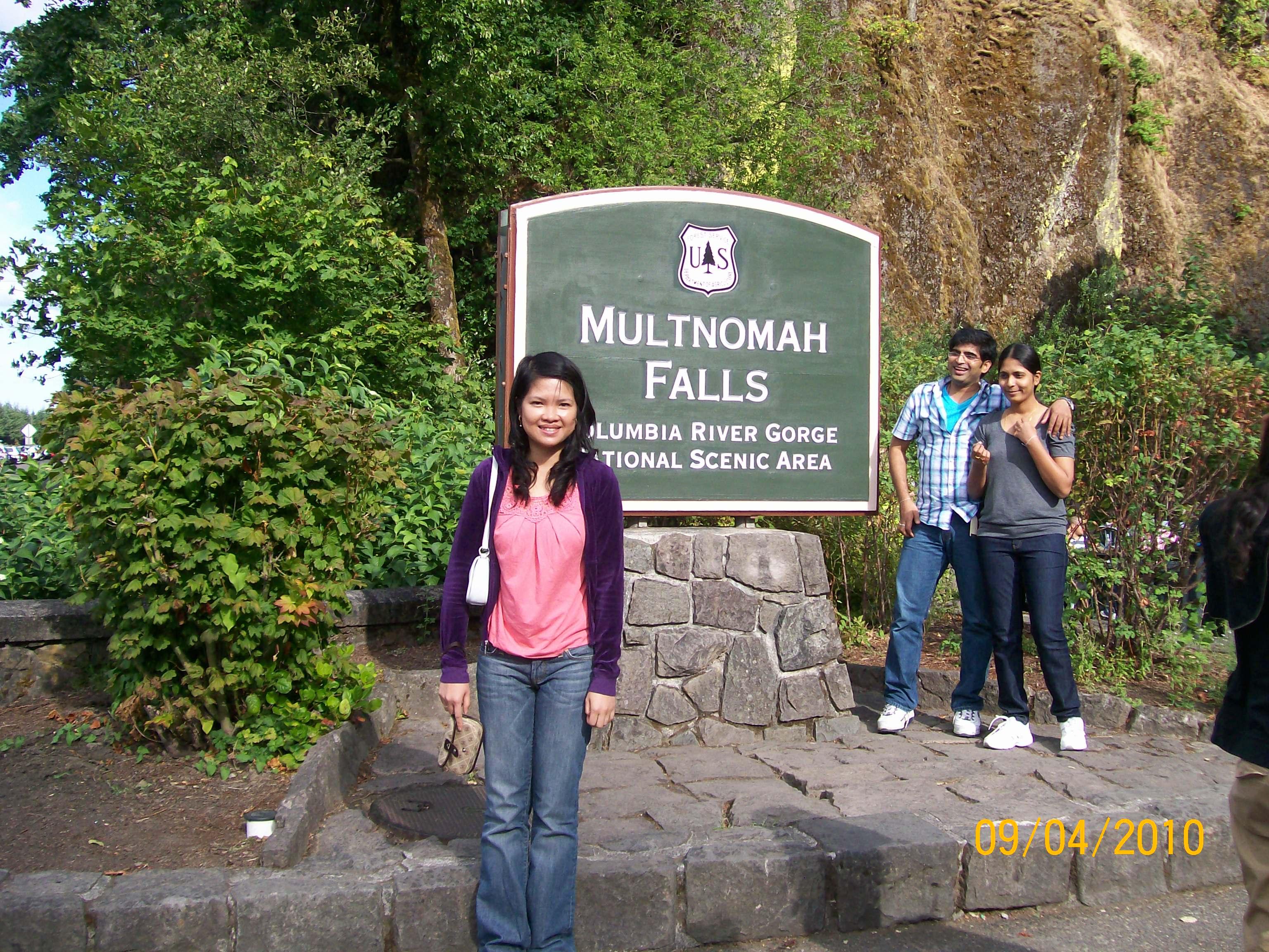 Multnomah Falls In Oregon How Useful It Is