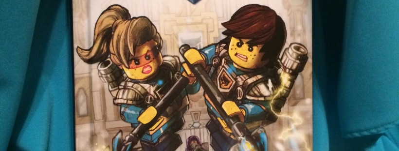 Lego: Knights Academy – The Forbidden Power Review – How