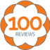 100 Reviews on NetGalley