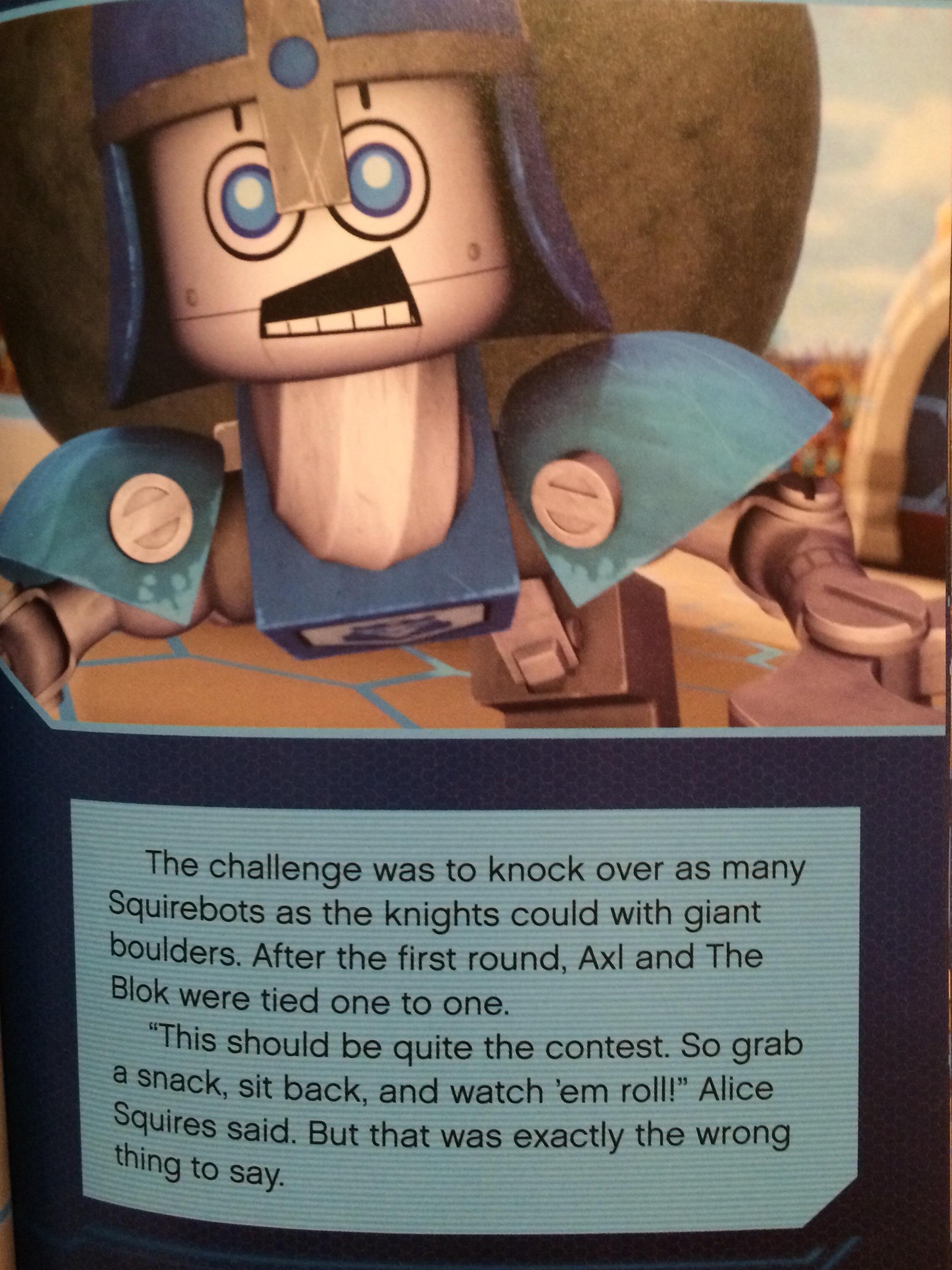 Lego: Nexo Knights – Macy and the King's Tournament Review