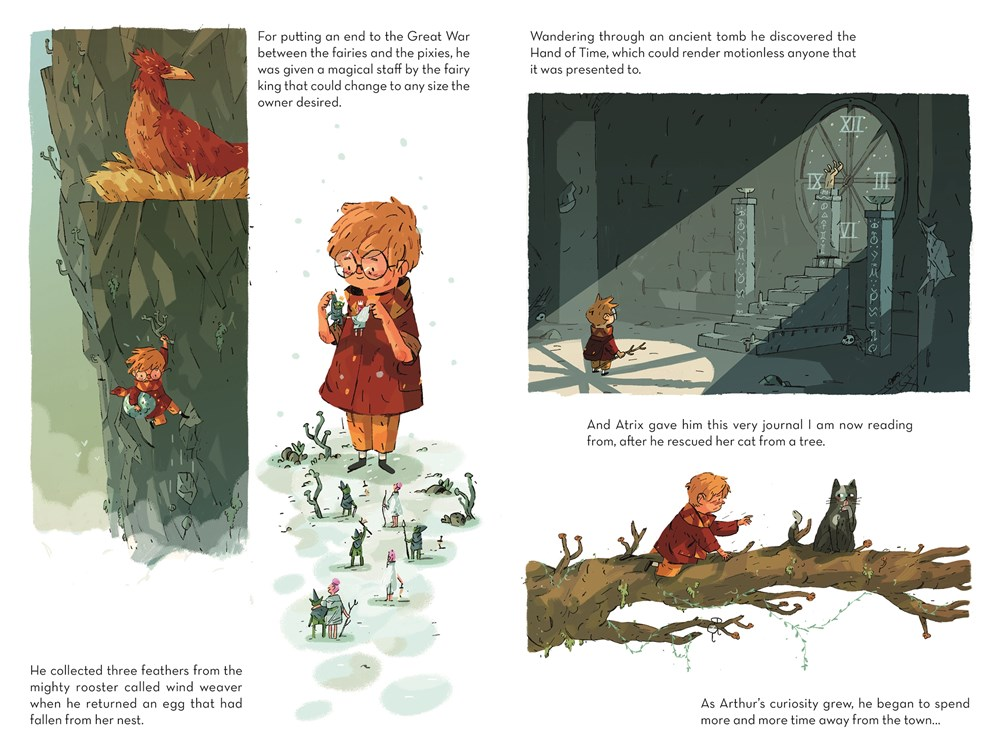 Nest In The Wind Book Review